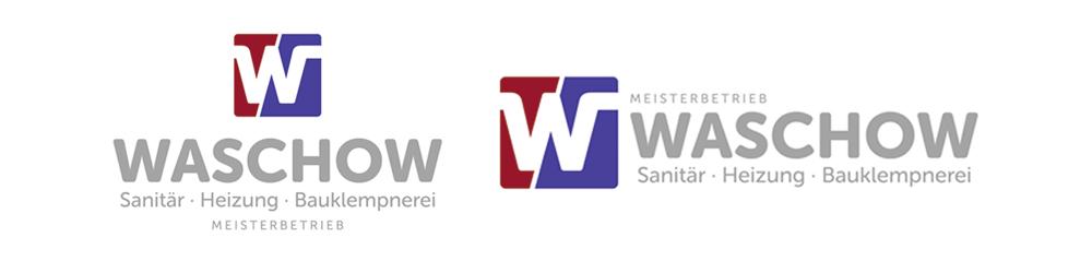 Logo für Waschow Haustechnik