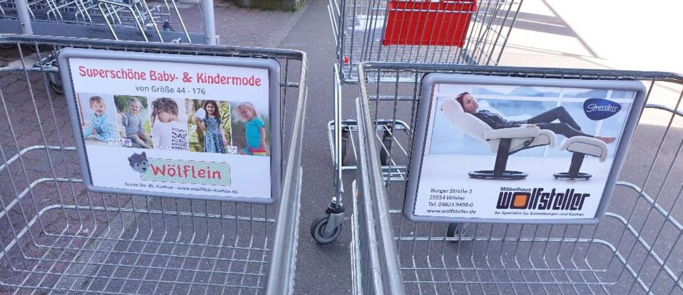 Shopping-Card Einkaufswagen