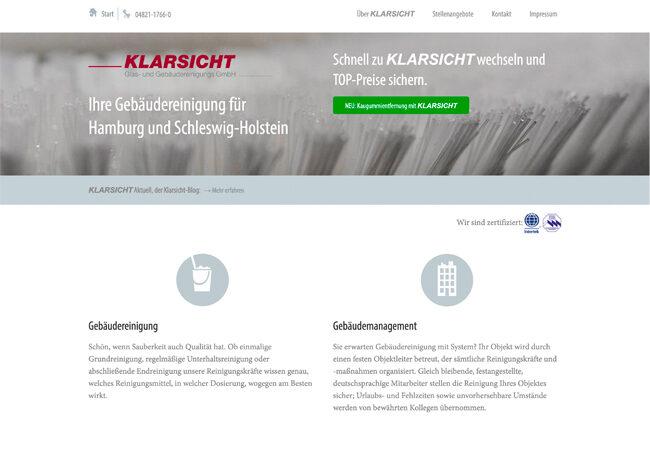 KLARSICHT GmbH Itzehoe