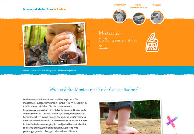Montessori-Kinderhäuser Itzehoe