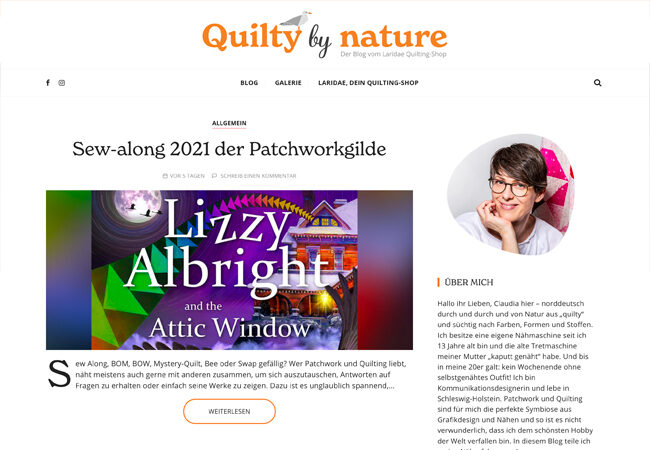 Quilty by Nature